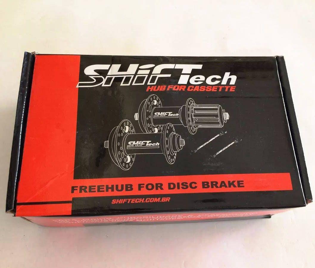 Cubo Cassete Shiftech 36 furos Feio a disco 8-9-10 e 11 Velocidades