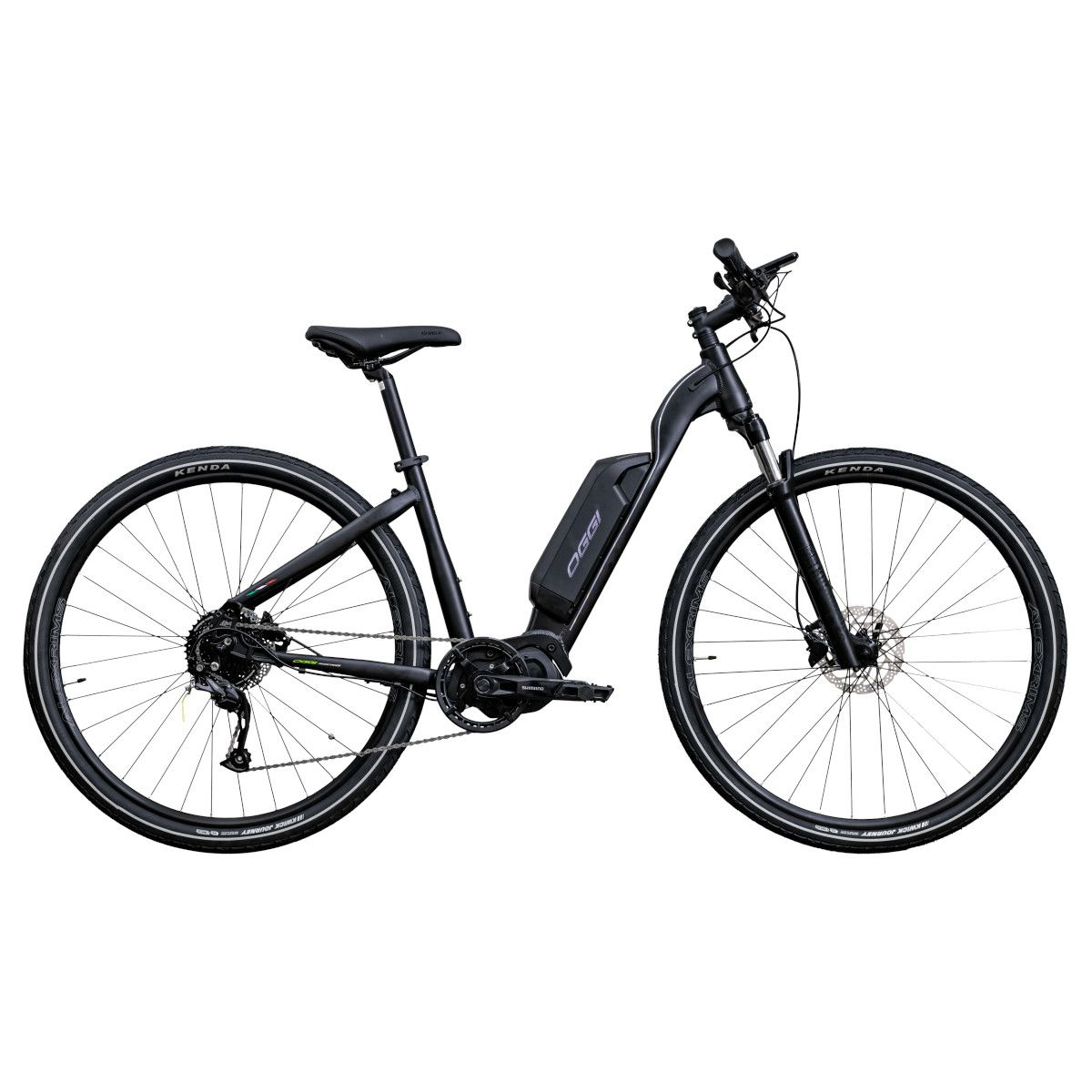 E- Bike Flex 700 Steps 9v Oggi Pedal Assistido