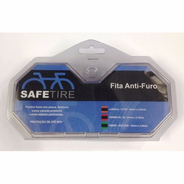 Fita Anti Furo Safetire Fita Anti-furo  26/27,5/29-35mm X2,30 Mts(par)