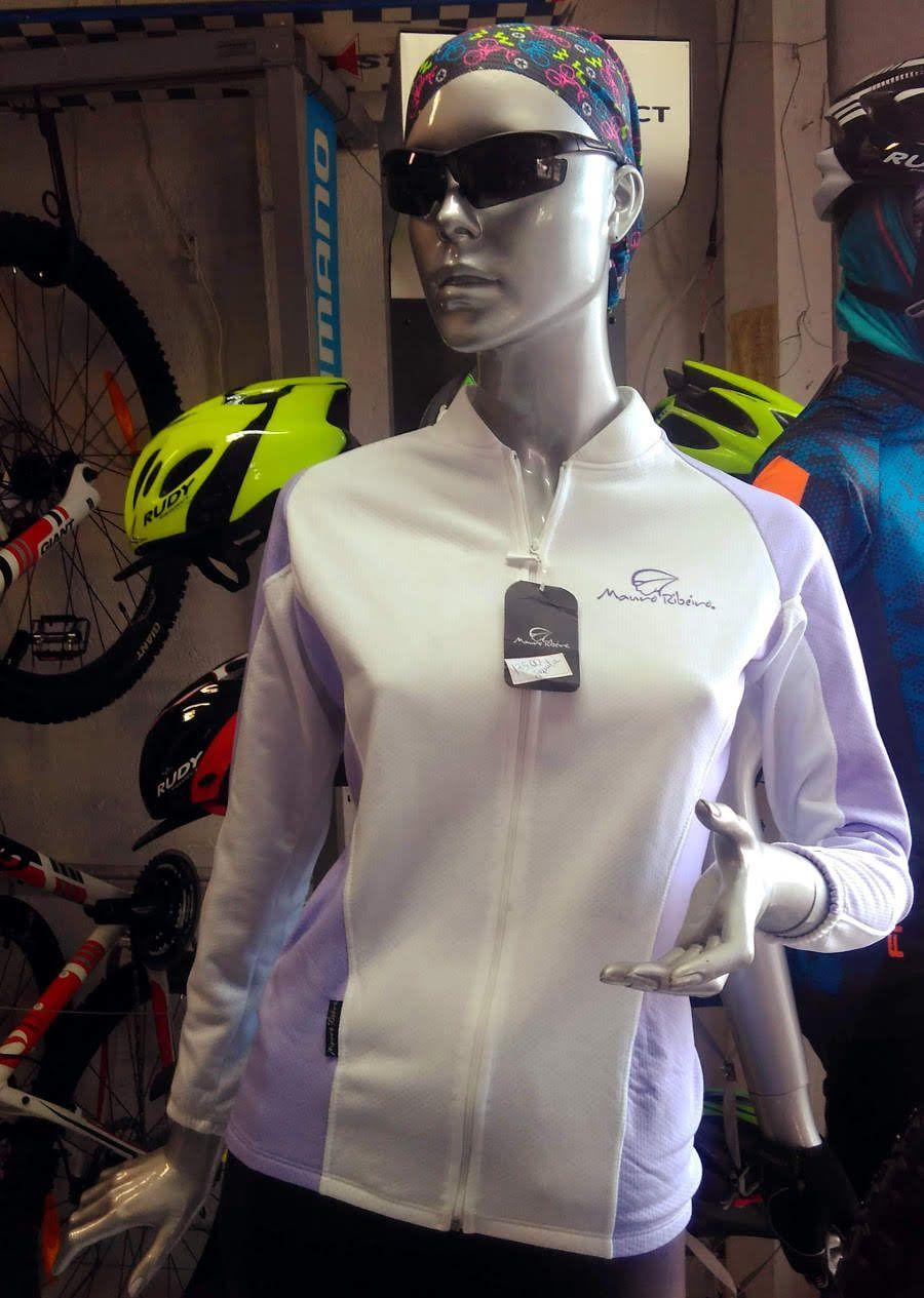 Jaqueta de ciclismo Peluciada Mauro Ribeiro