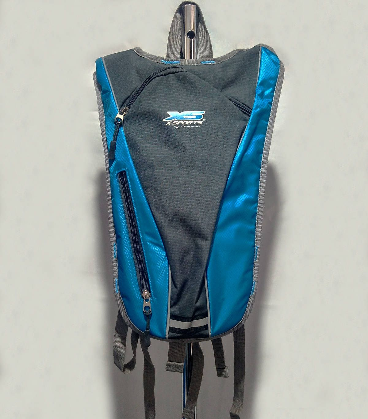 Mochila de Hidratação X-Sports 2 Litros Azul