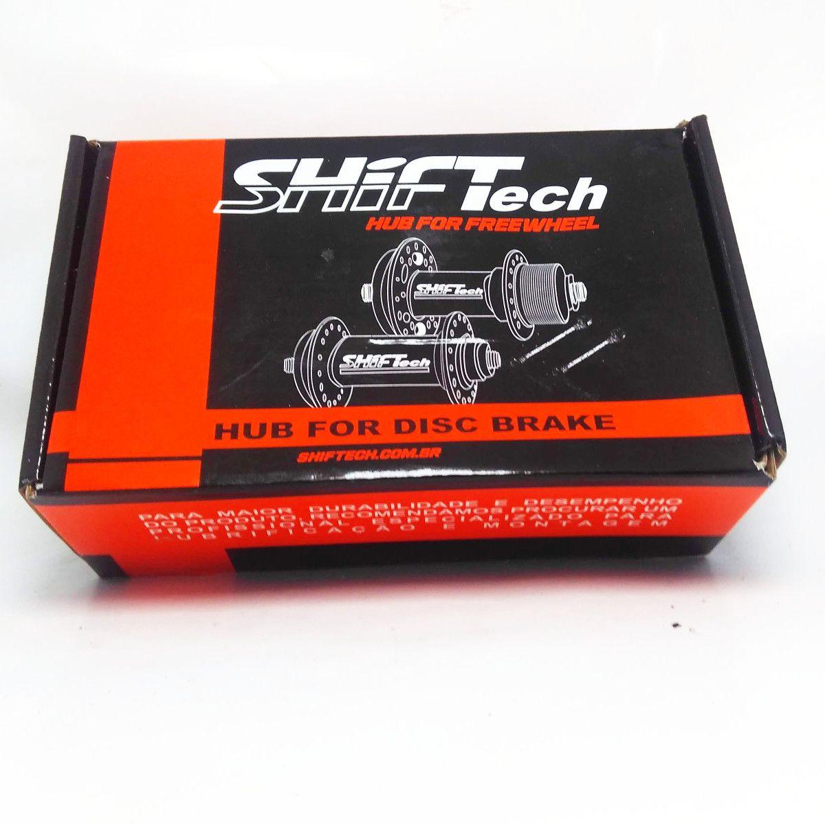 Par de cubos Shiftech Esferas 32 furos