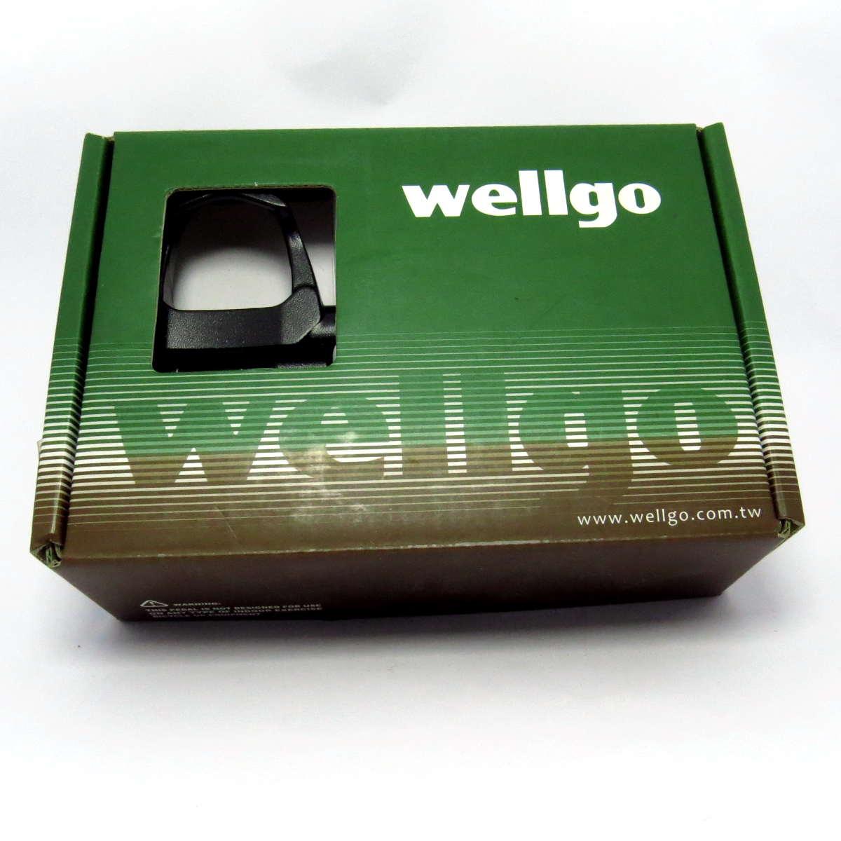PEDAL CLIP SPEED R-096B- WELLGO