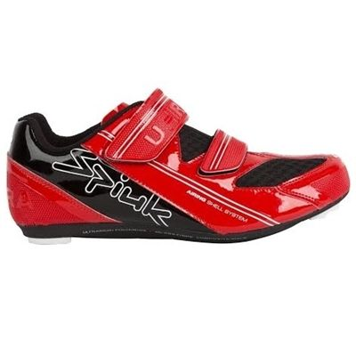 Sapatilha Para Bike Spiuk Speed/MTB Uhra Verm/ Preto