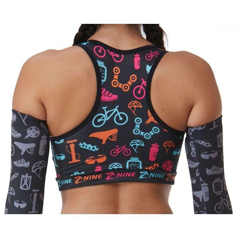 Top Feminino Z-nine Bikes