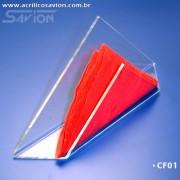 CF01-Porta Guardanapo Triângulo