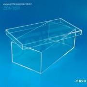 CX Caixas acrílicas sob medida