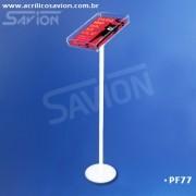 PF77-Bandeja A4 para Piso