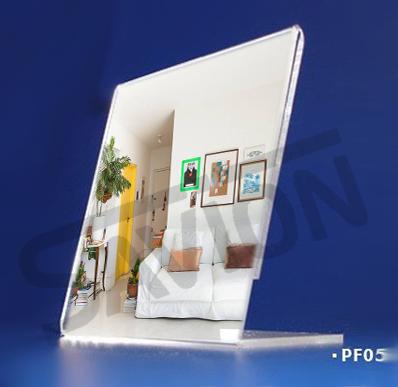 PF05-Porta Folheto de mesa 9x9 cm