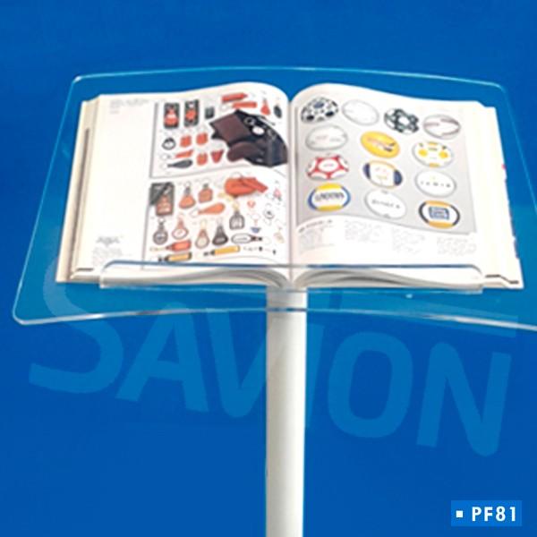 PF81 Display Para Menu Em Acrilico 50x40x110 Cm
