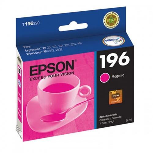 Cartucho EPSON T196320 Magenta XP-204 / XP-401
