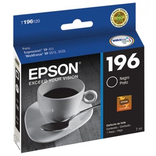 Cartucho EPSON T196120 Preto XP-401