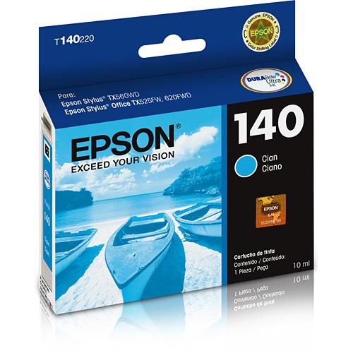 Cartucho EPSON 140 Ciano T140220