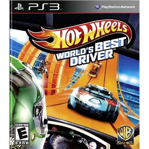 Jogo PS3 HOT Wheels
