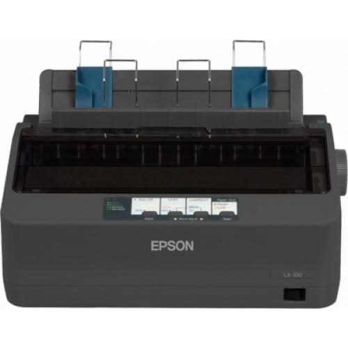 Impressora EPSON Matricial LX350 80COL 9 Agulhas 347CPS