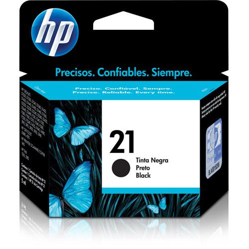 Cartucho HP 21 C9351AB PR HP PSC 1410/3920/2360