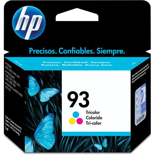 Cartucho HP 93 C9361WB Colorido HP PSC 1510/2575/C4180
