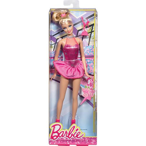 Barbie Patinadora do Gelo Mattel BDT26