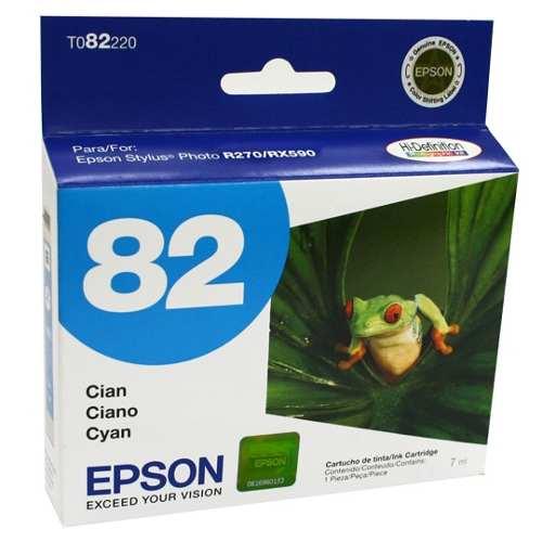 Cartucho EPSON T082220 Ciano