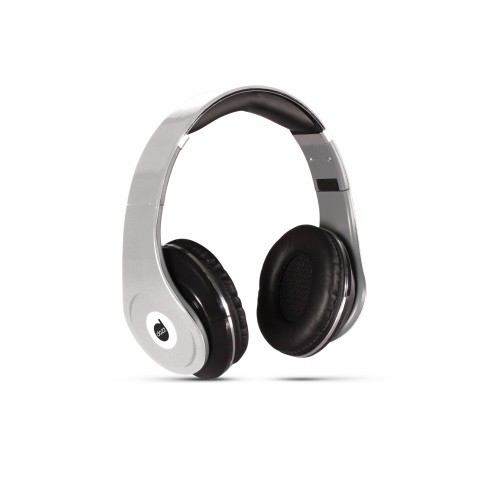Fone de Ouvido Headphone Prata Dazz 651031