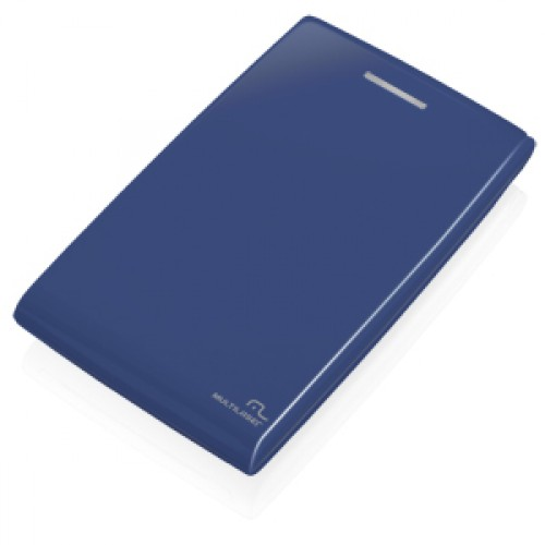 Case para HD Notebook Multilaser AZUL GA117