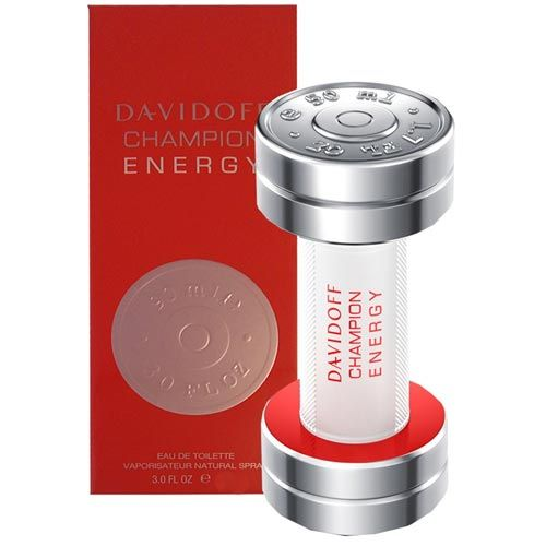 Perfume Davidoff Champion ENERGY Masculino 90ML