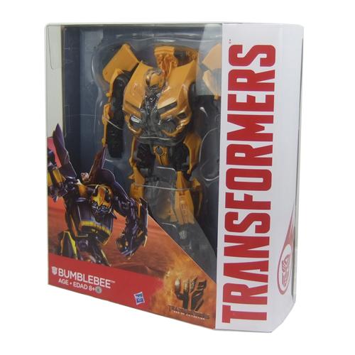 Boneco Transformers Filme 4 Bumblebee Hasbro A8434 9932