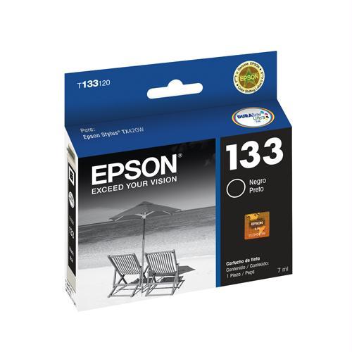 Cartucho EPSON T133120 Preto TX320F