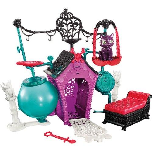Monster HIGH Acessorios Secretos Creepers Mattel BDF06 052714