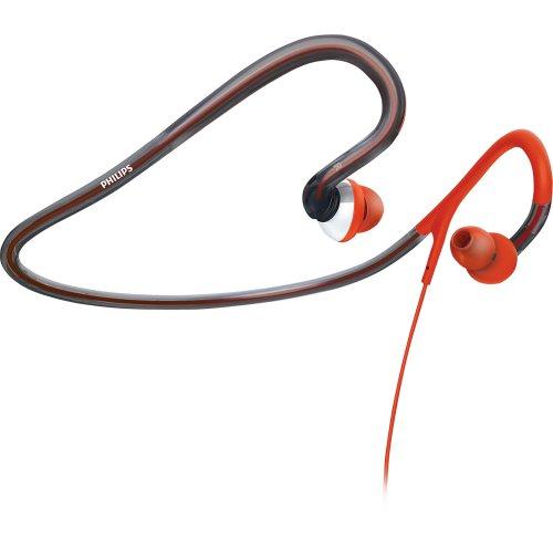 Fone de Ouvido Esportivo SHQ4200/10 LARANJA/CINZA Philips