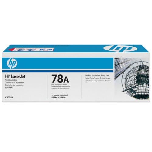 Toner HP 78A CE278A Laserjet P1566/P1606