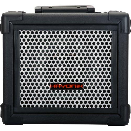 Caixa Multiuso IRON 80 20W RMS Bluetooth USB/SD e Radio FM Hayonik