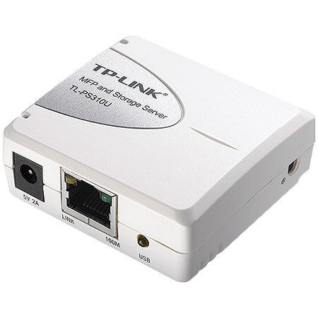 Servidor de Impressao TP- LINK MULTI-FUNCIONAL com Porta Unica USB 2.0 TL-PS310U