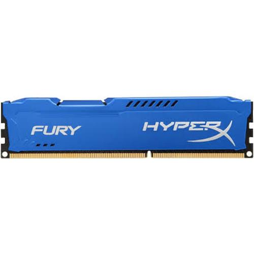 Memoria Kingston HYPER X FURY BLU Desktop 4GB DDR3 1600  HX316C10F/4