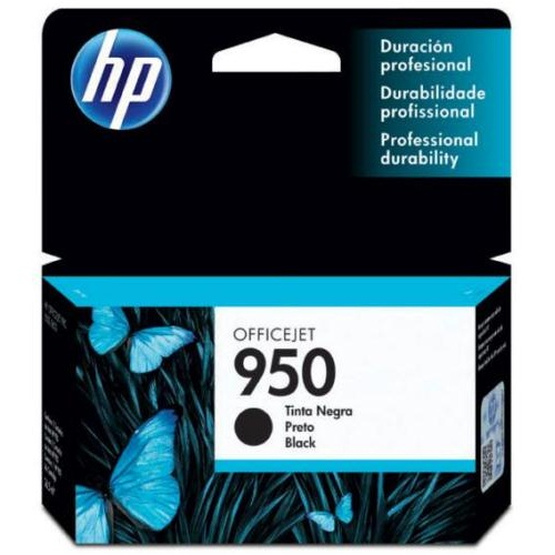 Cartucho HP 950 Preto CN049 24ML Officejet