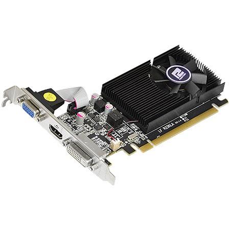 Placa de Video Power Color Radeon R7 240 2GBK3-HLE 2GB DDR3 SL DVI-D/HDMI/VGA 128 BITS