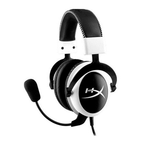 Headset Kingston Branco KHX-H3CL/W