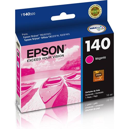 Cartucho EPSON 140 Magenta T140320