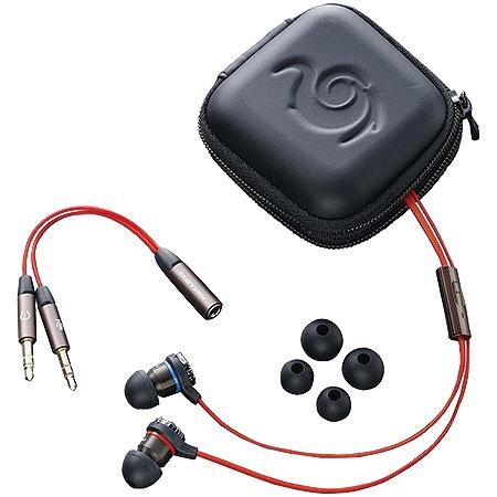 Fone de Ouvido Earphone Gaming Resonar SGH-2090-KKTI1