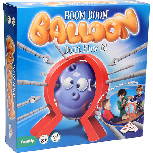 Jogo de Desafio Boom Boom Balloon Dtc