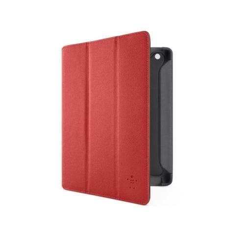 Case para IPAD2 / IPAD3 Belkin Folio PRO TRI-FOLD F8N755TTC01 VERMELHO/PRETO