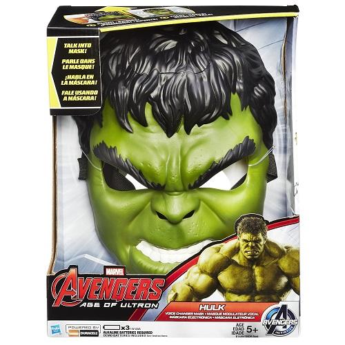 Mascara Eletronica Avengers HULK Hasbro B0426 10842