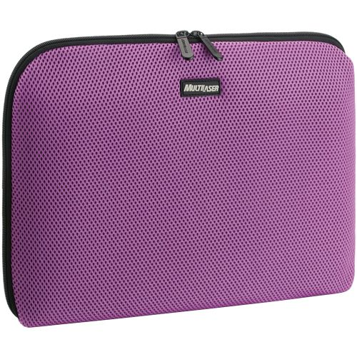 Case para Notebook 10 Multilaser Neoprene BO080 Roxo