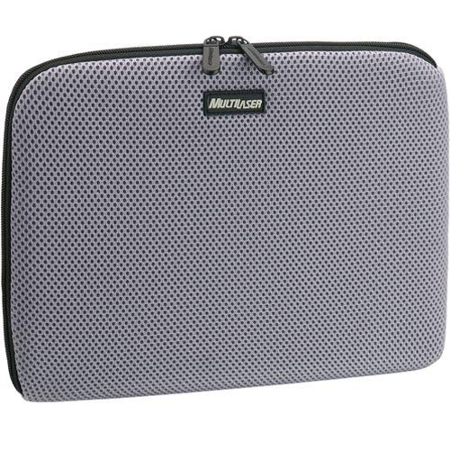 Case para Notebook 10 Multilaser Neoprene BO081 Cinza