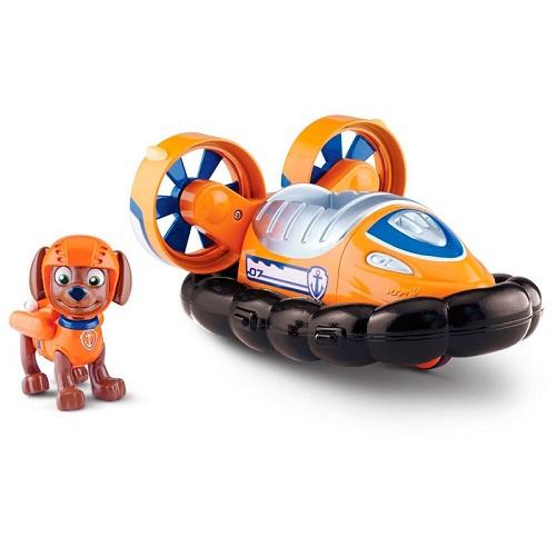 Boneco Zuma Com Veículo Patrulha Canina Sunny Brinquedos
