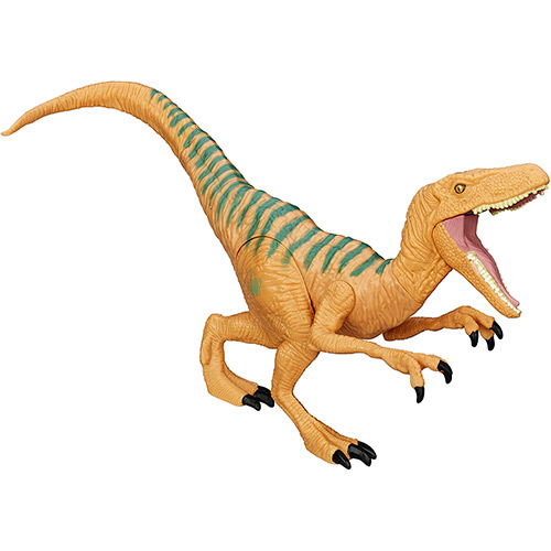 Figura Jurassic World Titan Dino Velociraptor Echo Hasbro