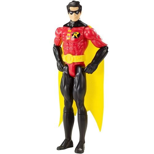 Boneco Robin Liga da Justiça Mattel