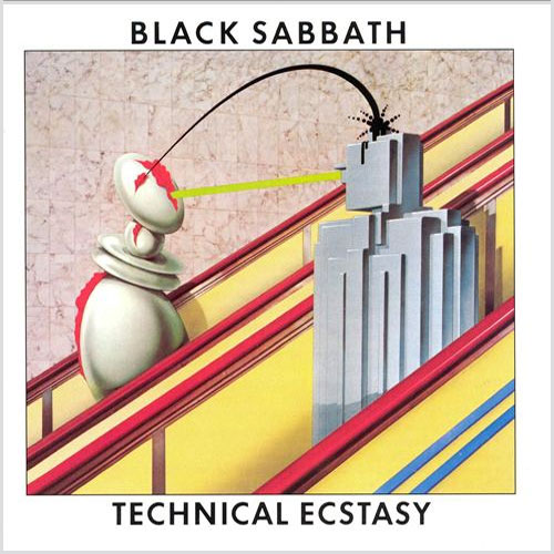 LP Black Sabbath Technical Ecstasy 180g LP  - Casafaz