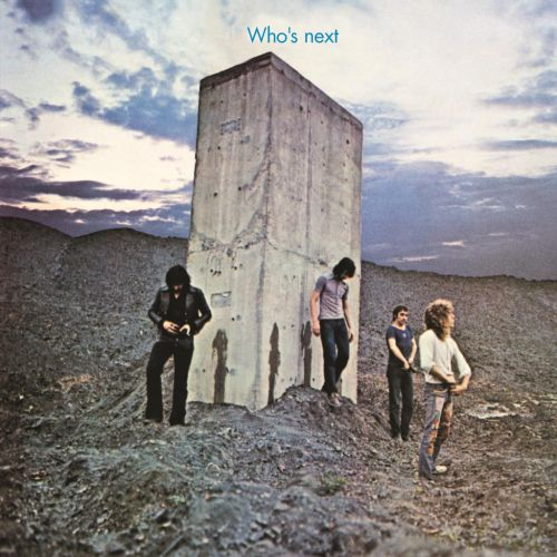 LP The Who Who s Next 180g  - Casafaz