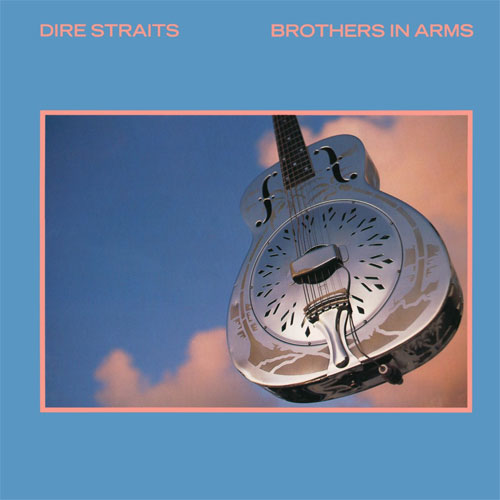 LP Dire Straits Brothers In Arms 180g Duplo